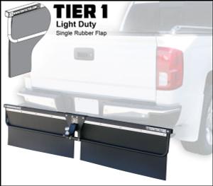 Tier 1 (Light Duty Single Rubber Flap)