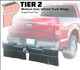 Tier 2 (Medium Duty Single Brush Strip With Ford Truck Wings)