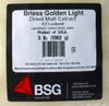 Briess Golden Light DME  - 3 Lbs
