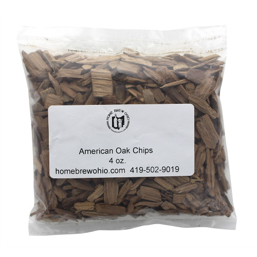 American Oak Chips - 4 oz