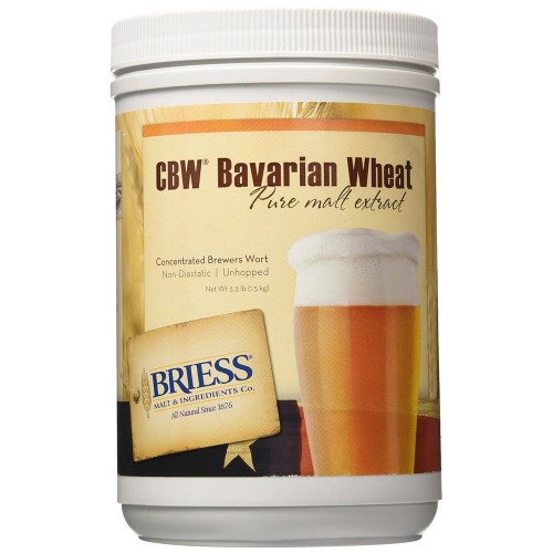 Briess LME - Bavarian Wheat - 3.3 Lbs