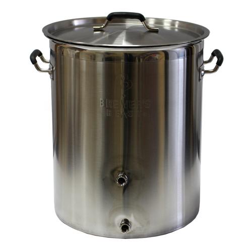 Brew Kettle 2 Ports - Brewer's Beast - 16 Gallon