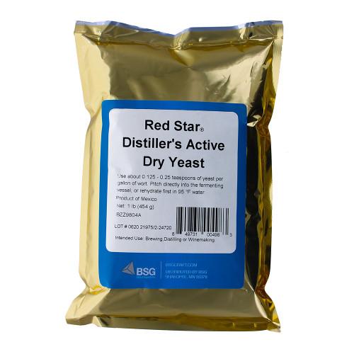 Distillers Yeast DADY - 1 Lb