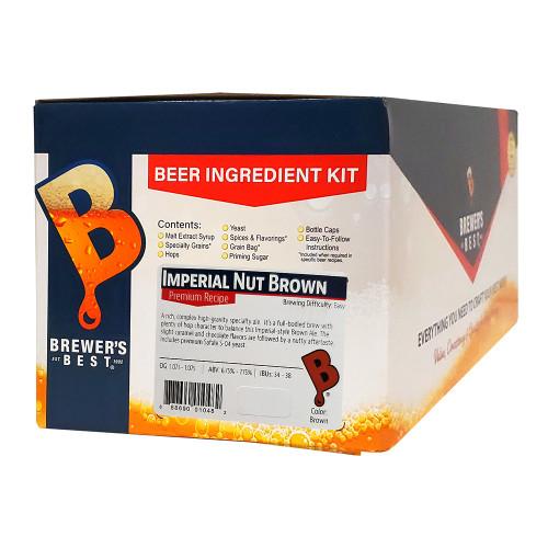 Brewer's Best Imperial Nut Brown Beer Kit - 5 Gallon