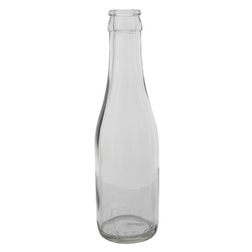 Clear Champagne Bottles - 187 mL - Case of 24