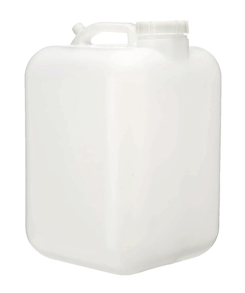 5 Gallon Plastic Hedpack with Cap