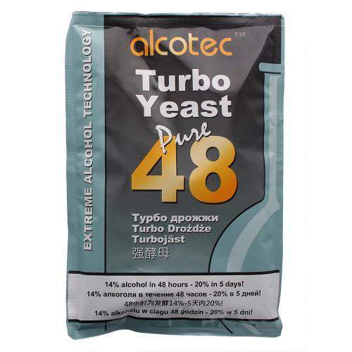 Alcotec 48-hour Turbo Yeast - 135 g