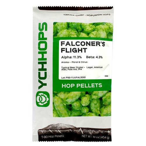 Pellet Hops - Falconer's Flight - 1 Lb