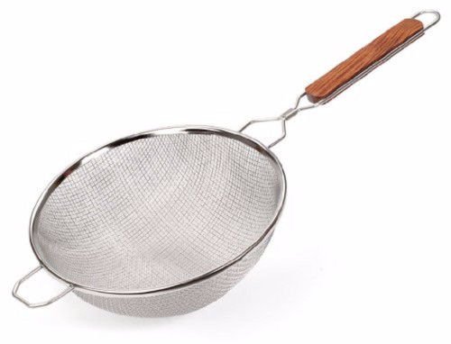 "10"" Strainer - Stainless Steel"