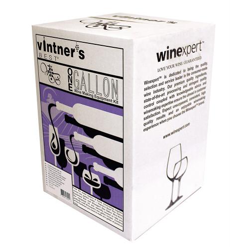 Vintner's Best Wine Making Equipment Kit - 1 Gallon