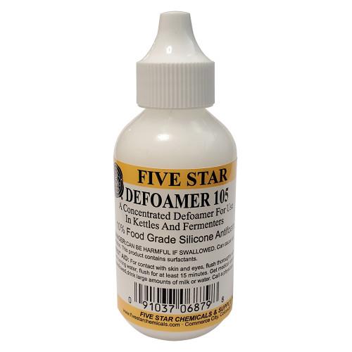 Defoamer - Five Star 105 - 2 oz