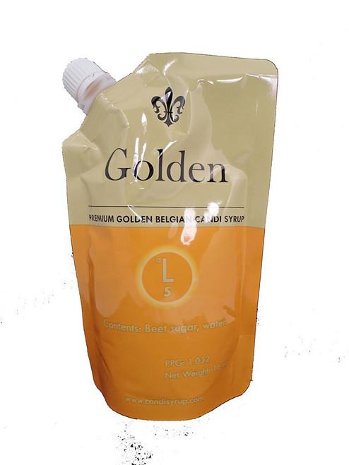 Candi Syrup - Premium Golden Belgian - 1 Lb
