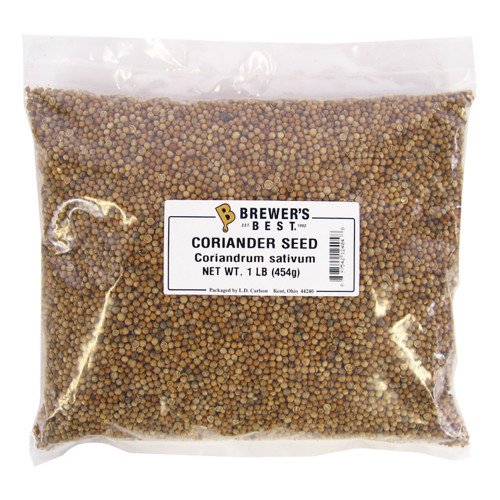 Herbs and Spices - Coriander Seeds - 1 lb