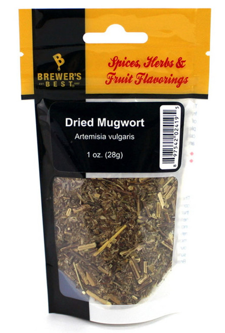 Herbs and Spices - Mugwort - 1 oz