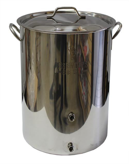 Brew Kettle 2 Ports - Brewer's Beast - 8 Gallon