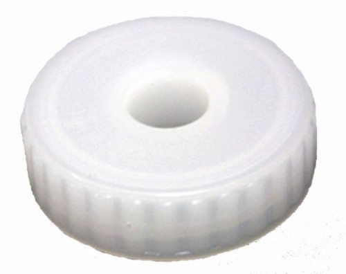 Screw Cap with Hole - 38 mm