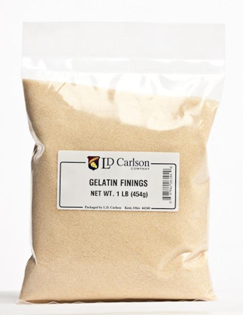 Gelatin Finings - 1 Lb