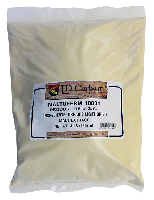 Maltoferm DME - Organic Light - 3 Lbs