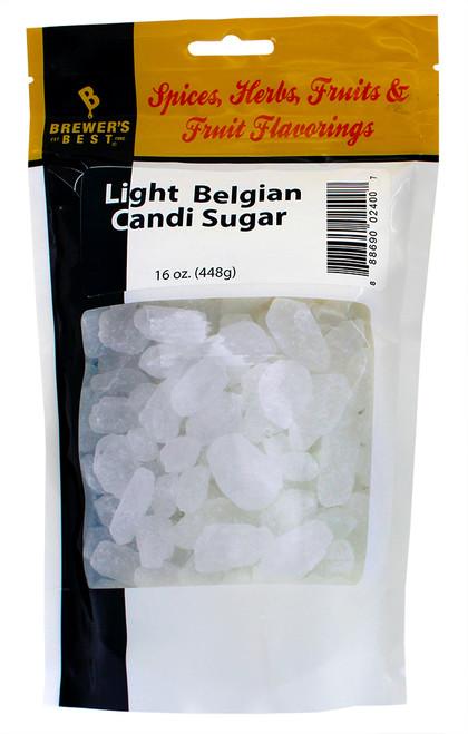 Candi Sugar - Belgian Light - 1 Lb