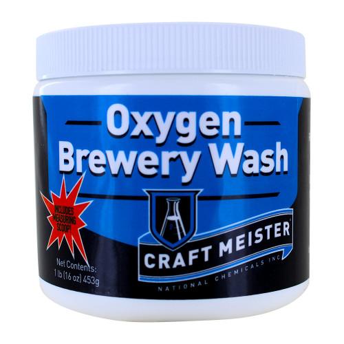 Oxygen Brewery Wash - Craft Meister