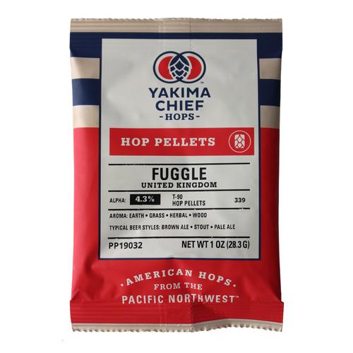 Pellet Hops - Fuggle - 1 oz