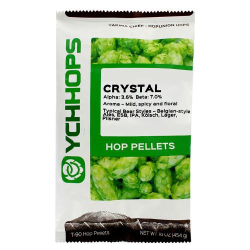 Pellet Hops - Crystal - 1 Lb