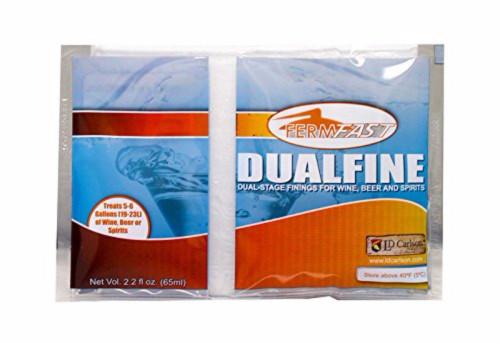 Fermfast Dualfine Dual-Stage Clearing Aid