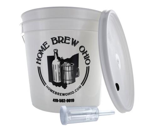 Home Brew Ohio Fermenting Bucket - 2 Gallon
