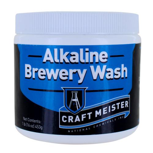 Alkaline Brewery Wash - 16 oz