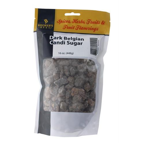 Candi Sugar - Belgian Dark - 1 Lb