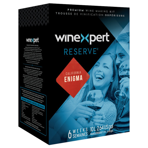 Reserve California Enigma Wine Ingredient Kit