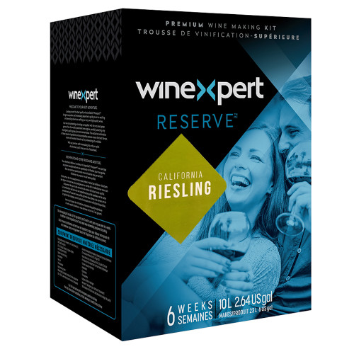 Reserve California Riesling Wine Ingredient Kit