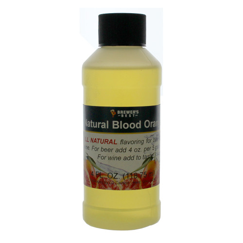 Natural Flavoring - Blood Orange - 4 oz