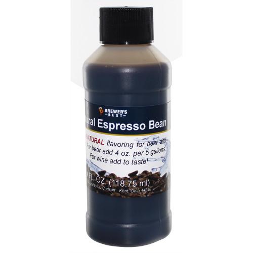 Natural Flavoring - Espresso Bean - 4 oz