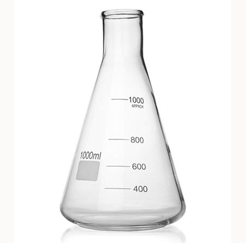 1000 ml Erlenmeyer Fermenter Flask