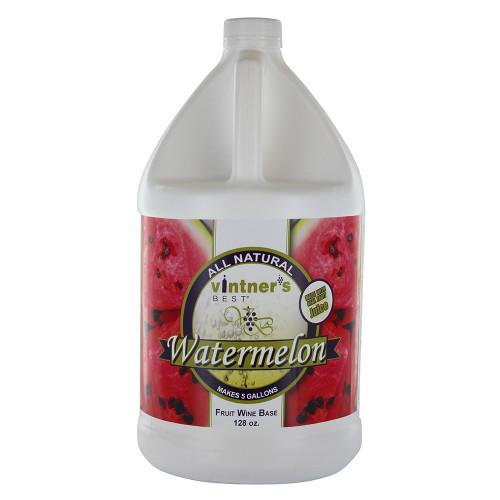 Vintners Best Fruit Wine Base - Watermelon 128 oz. Jug