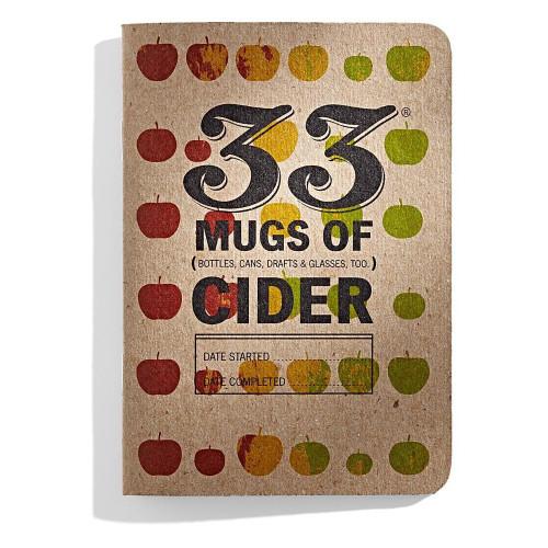 33 Mugs of Cider (A Pocket Tasting Journal)