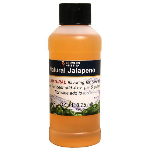 Natural Flavoring - Jalapeno - 4 oz