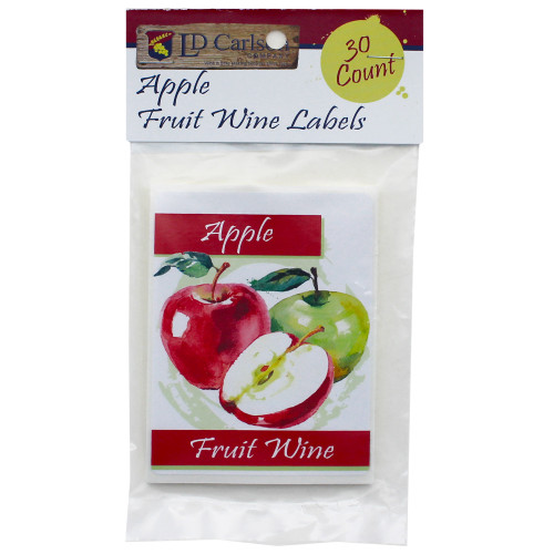 Apple Fruit Wine Labels