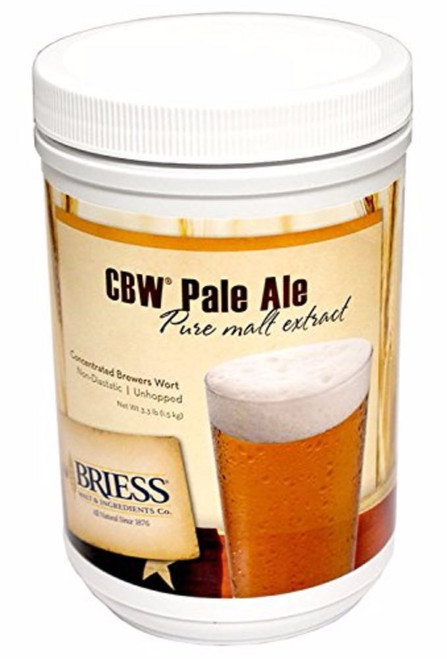 Briess LME - Pale Ale - 3.3 Lbs
