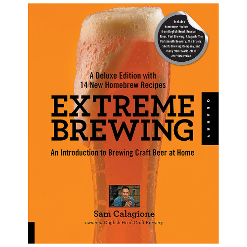 Extreme Brewing, An Introduction to Brewing Craft Beer At Home (Paperback)