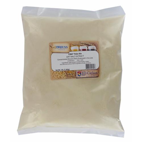Briess - Dry Malt Extract - Pale Ale Malt - 3 lb.