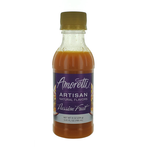 Amoretti Artisan Fruit Puree Passionfruit 8 Oz