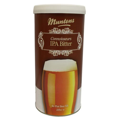 Muntons Connoisseurs Range IPA Bitter Beer Making Kit