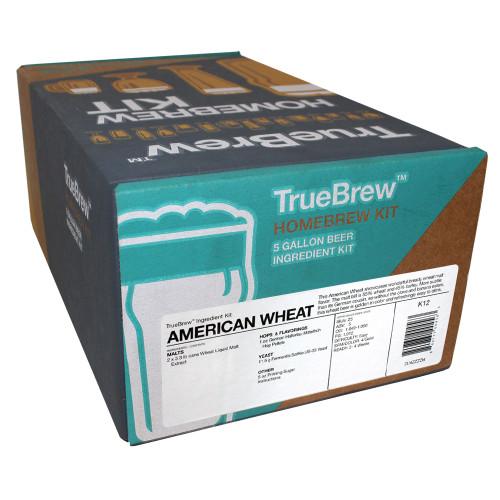 True Brew American Wheat Beer Kit - 5 Gallon