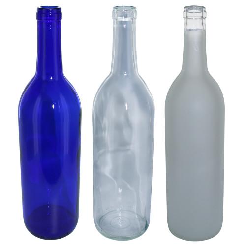 Home Brew Ohio Winter Wine Bottles
