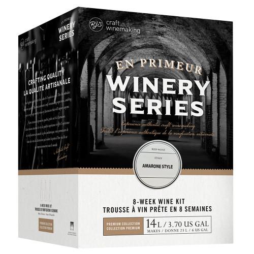 Wine Ingredient Kit - En Primeur Winery Series - Italian Amarone Style