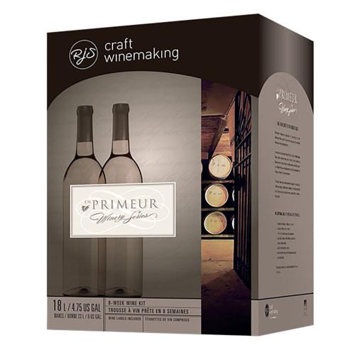 Wine Ingredient Kit - En Primeur Winery Series - Italian Rosso Grand Eccelente