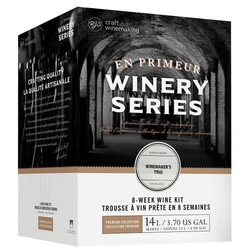 Wine Ingredient Kit - En Primeur Winery Series - Winemaker's Trio White