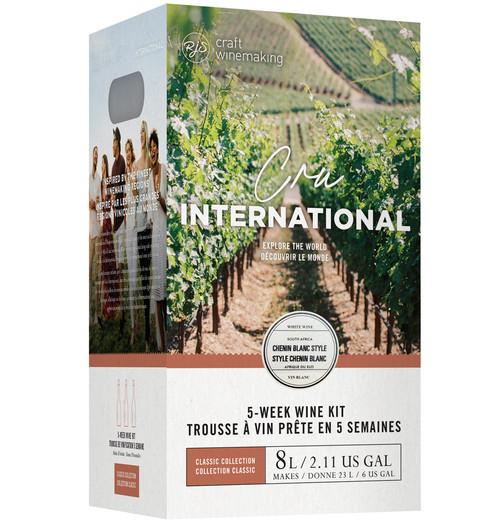 Wine Ingredient Kit - Cru International - South Africa Chenin Blanc Style